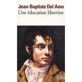 Couverture du livre : Une éducation libertine