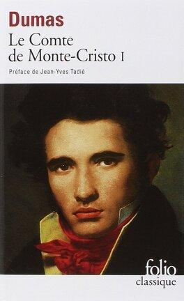 Couverture du livre : Le Comte de Monte-Cristo, tome 1/2
