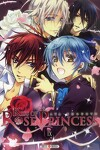 couverture Kiss of Rose Princess, Tome 9