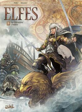 Couverture du livre : Elfes, Tome 8 : La Dernière Ombre