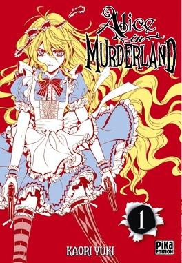 Couverture du livre : Alice in Murderland, Tome 1