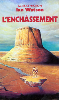Couverture du livre : L'enchâssement