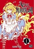 Alice in Murderland, Tome 1