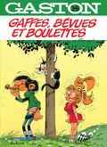 Gaston, Tome 14 : Gaffes, bévues et boulettes