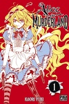 couverture Alice in Murderland, Tome 1