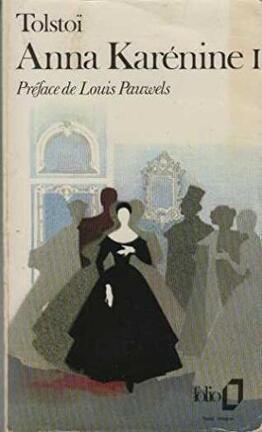 Couverture du livre : Anna Karénine, Tome I