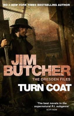 Couverture du livre : Les Dossiers Dresden, Tome 11 : Turn Coat