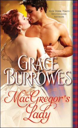 Couverture du livre : MacGregor, Tome 3 : The MacGregor's Lady
