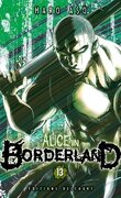 Alice in Borderland, Tome 13