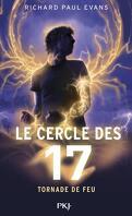 Le Cercle des 17, Tome 5 : Tornade de feu