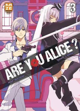 Couverture du livre : Are you Alice ? Tome 3