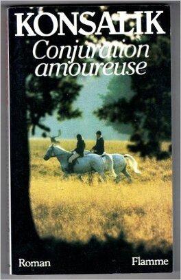 Couverture du livre : conspiration amoureuse