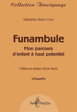 Couverture du livre : Funambule