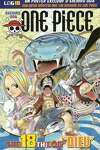 couverture One Piece: The Eighteenth Log