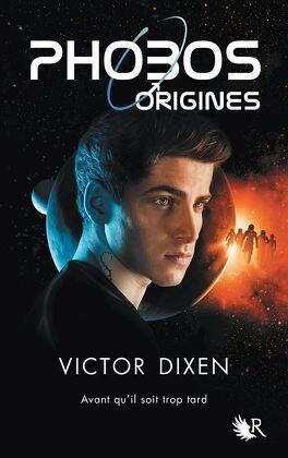 Couverture du livre : Phobos, Tome 0 : Origines