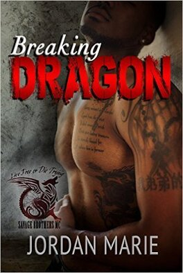 Couverture du livre : Savage Brothers MC, Tome 1 : Breaking Dragon