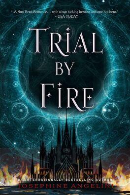 Couverture du livre : The Worldwalker Trilogy, Tome 1 : Trial by Fire