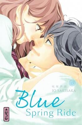 Couverture du livre : Blue Spring Ride, Tome 13