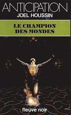 Couverture de Le Champion des mondes