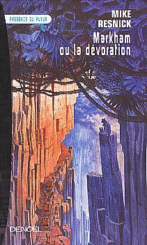 Couverture du livre : Markham ou la dévoration