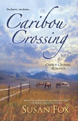 Couverture du livre : Caribou Crossing, Tome 1 : Caribou Crossing