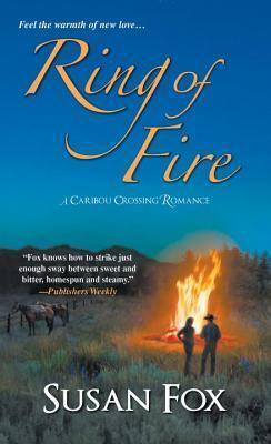 Couverture du livre : Caribou Crossing, Tome 6 : Ring of Fire