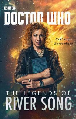 Couverture du livre : Doctor Who: The Legends of River Song