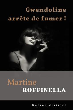 Couverture du livre : Gwendoline arrête de fumer !