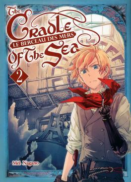 Couverture du livre : Le Berceau des Mers, tome 2