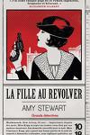 couverture La Fille au revolver