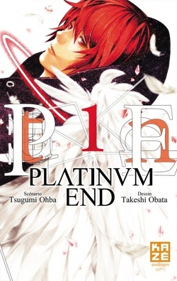 Couverture de Platinum End, Tome 1