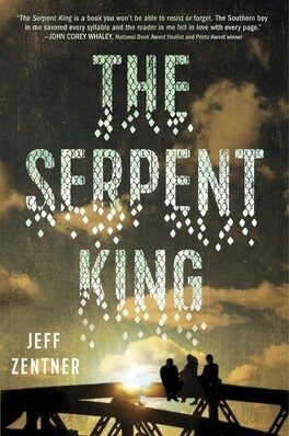Couverture du livre : The Serpent King