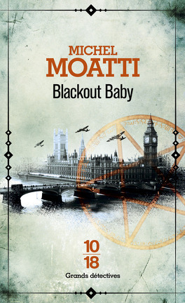 Couverture du livre : Blackout Baby