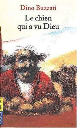 Couverture du livre : Le chien qui a vu Dieu