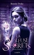 Library Jumpers, Tome 1 : La Voleuse de secrets