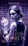 Library Jumpers, Tome 1 : La Voleuse de secrets