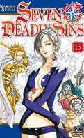Seven Deadly Sins, Tome 15