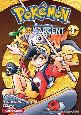 Couverture du livre : Pokémon - La Grande Aventure - Or & Argent, Tome 1