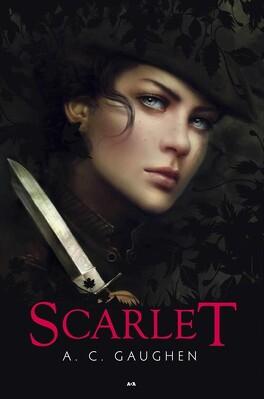 Couverture du livre : Scarlet, Tome 1