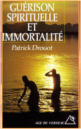 Couverture du livre : Guérison spirituelle et immortalité