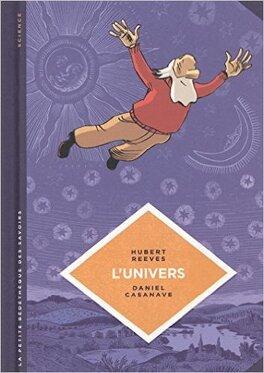 Couverture du livre : La Petite Bédéthèque des Savoirs, Tome 2 : L'Univers