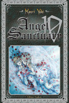 couverture Angel Sanctuary Deluxe, Tome 10