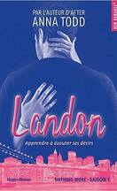 Nothing more, Saison 1 : Landon