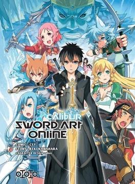 Couverture du livre : Sword Art Online - Calibur