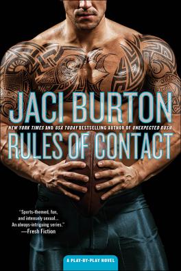 Couverture du livre : Les Idoles du stade, Tome 12 : Rules of Contact