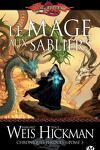 couverture Chroniques perdues, Tome 3 : Le mage aux sabliers