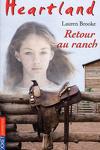 couverture Heartland, tome 40 : Retour au ranch