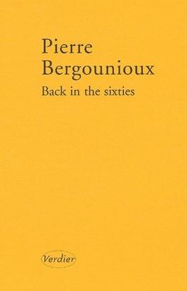 Couverture du livre : Back in the sixties