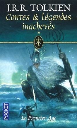 Couverture du livre : Contes & Légendes inachevés, Tome 1 : Le Premier Âge