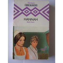 Couverture du livre : Hannah